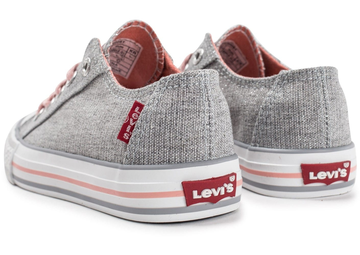 Quand portez-vous vos chaussures Levi's?